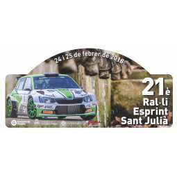Rally Sprint Sant Julià
